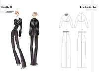 Technical Drawing Outfit 2