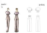 Technical Drawing, Outfit 2