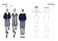 Technical Drawing, Outfit 3